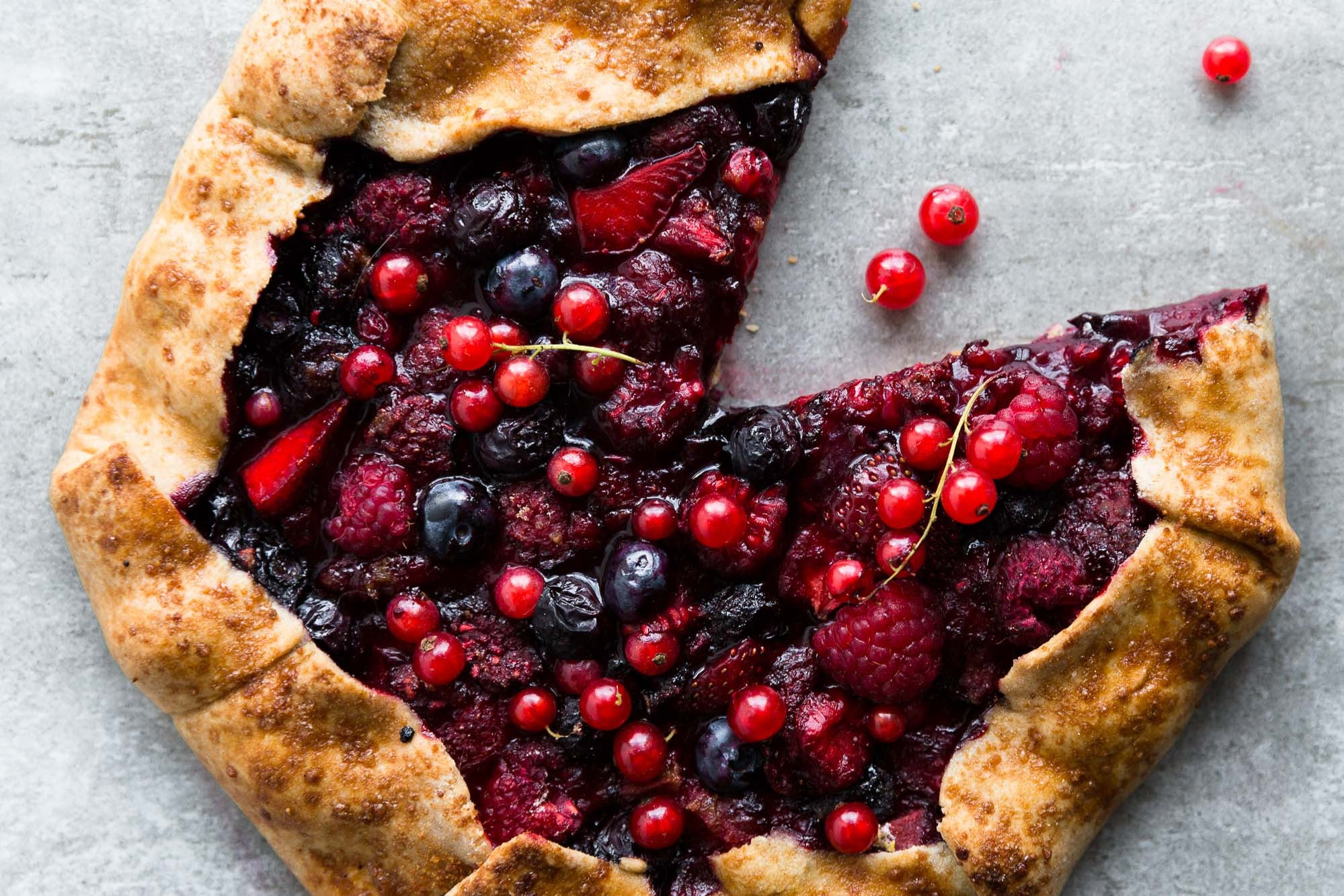 It's Galette Season: 3 Inspired Summer Recipes