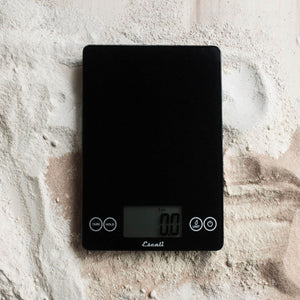 Escali Glass Kitchen Scale