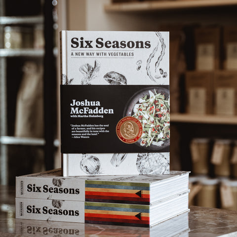 Six Seasons by Joshua McFadden
