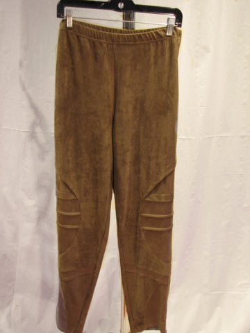 Taupe Patch Pant
