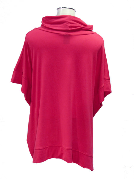 Cowl Neck Cover Up