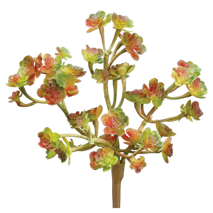 "8.5"" Soft Plastic Sedum Pick  #CS1224-BU~GR"