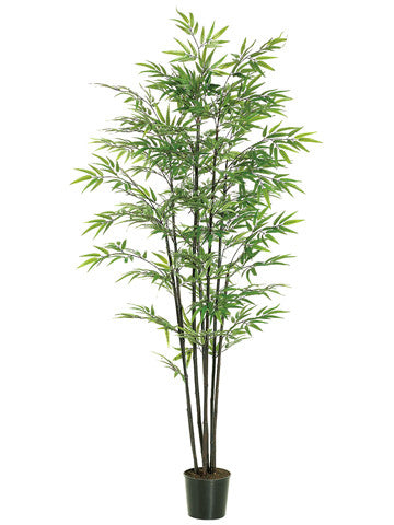 Artificial Black Bamboo Tree #LTB066-GR