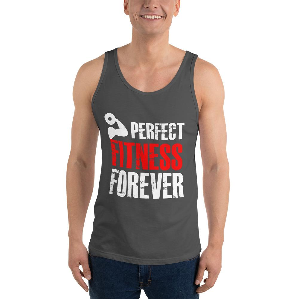 Perfect Fitness Forever Tank Top Chiro's Asphalt XS