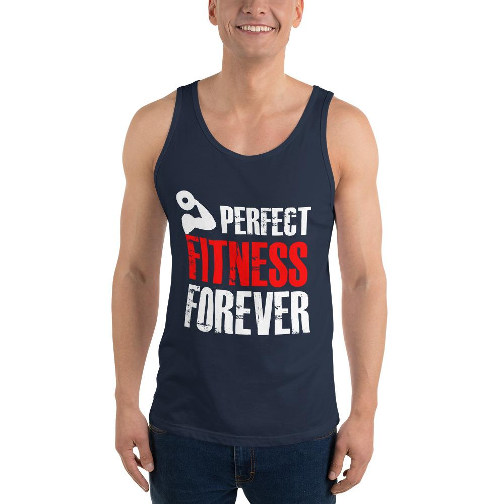 Perfect Fitness Forever Tank Top Chiro's Navy XS