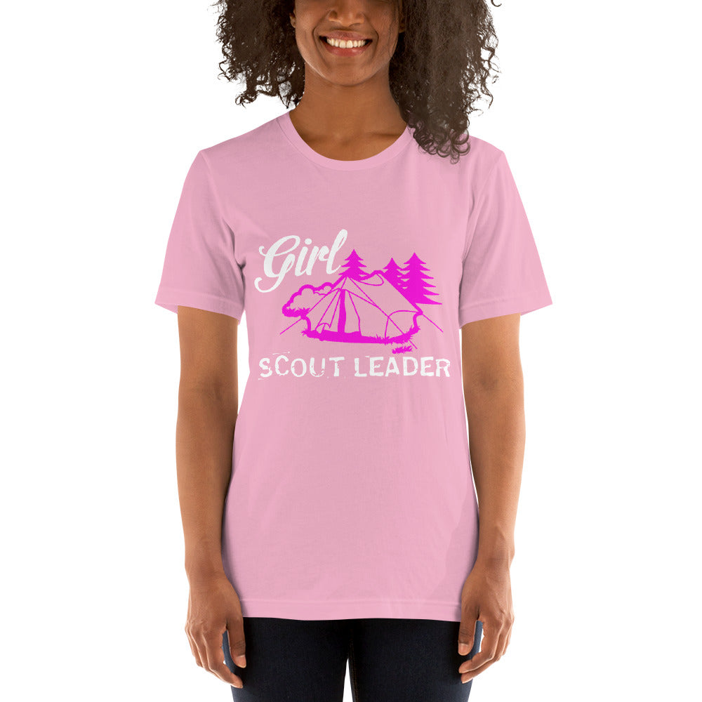 Girl Scout Leader Women's T-Shirt