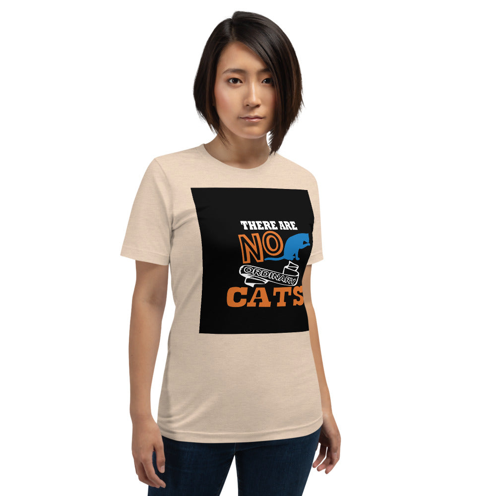 No ordinary Cats Women's T-Shirt