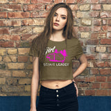 Girl Scout Crop Tee