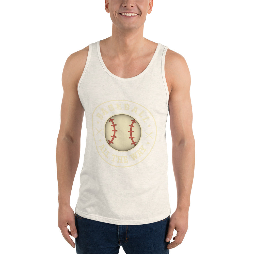 Baseball Men's Tank Top