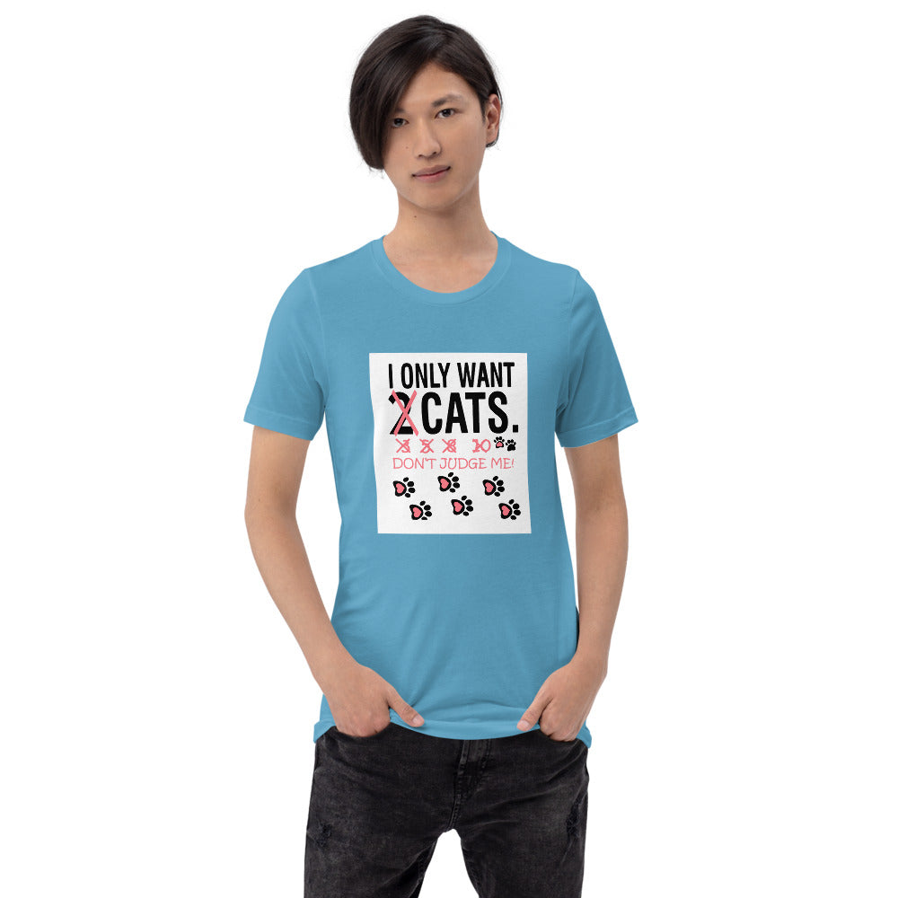 Don't Judge Me Men's T-Shirt