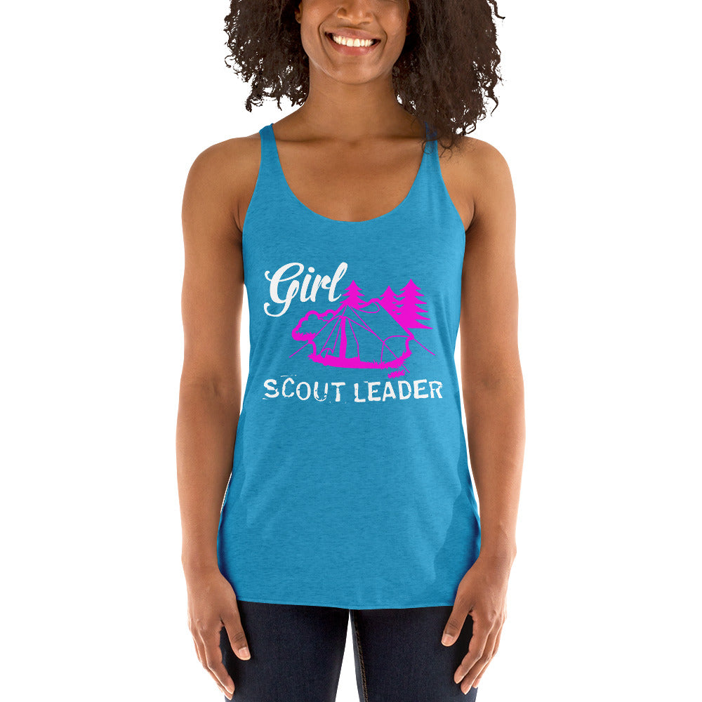Girl Scout Leader Women's Tank Top