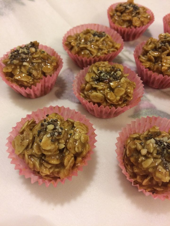 Maple Oat Cookie (No Bake Recipe)