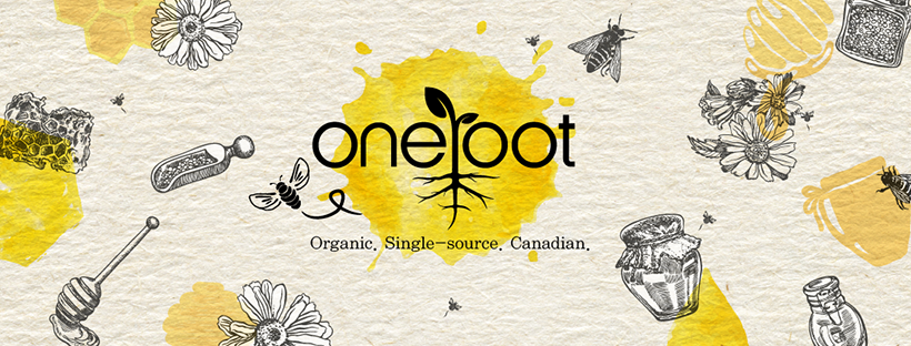 Oneroot Honey Banner