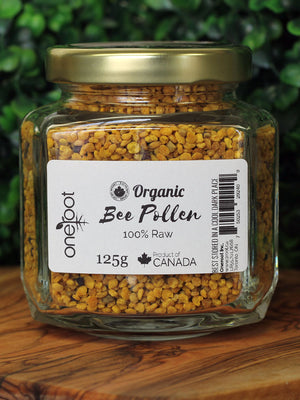 Organic Bee Pollen - 125g (LIMITED)
