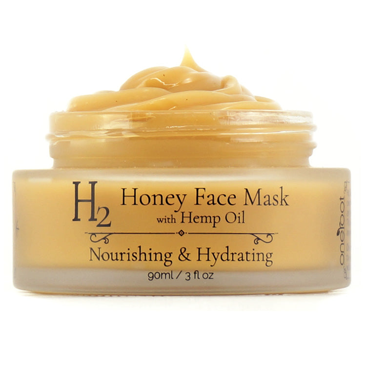 H2 Honey Face Mask with Hemp Oil