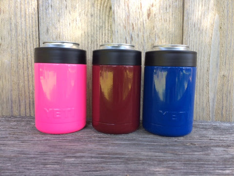 Powder Coated Koozie