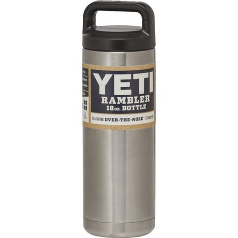 Powder Coated Yeti Water Bottle 18 ounces