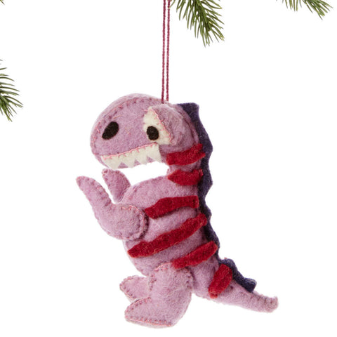 T-Rex Dinosaur Ornament - Silk Road Bazaar (O)