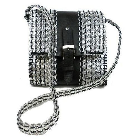 Tire and Poptop Shoulder Bag - ImagineArte