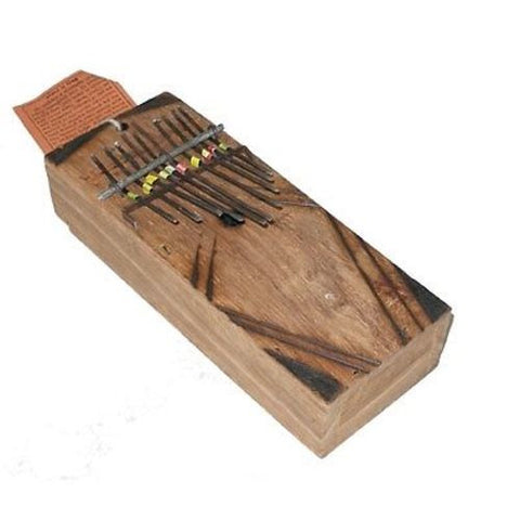Small Kalimba Thumb Piano - Jedando Handicrafts (I)