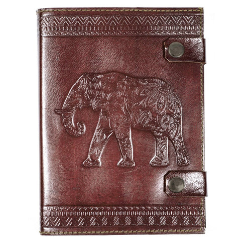 Impressions of India Journal - Elephant - Matr Boomie (J)