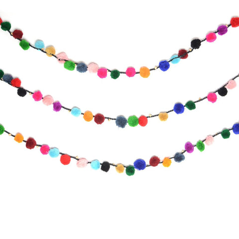 Gum Ball 5 foot Garland - Matr Boomie (H)