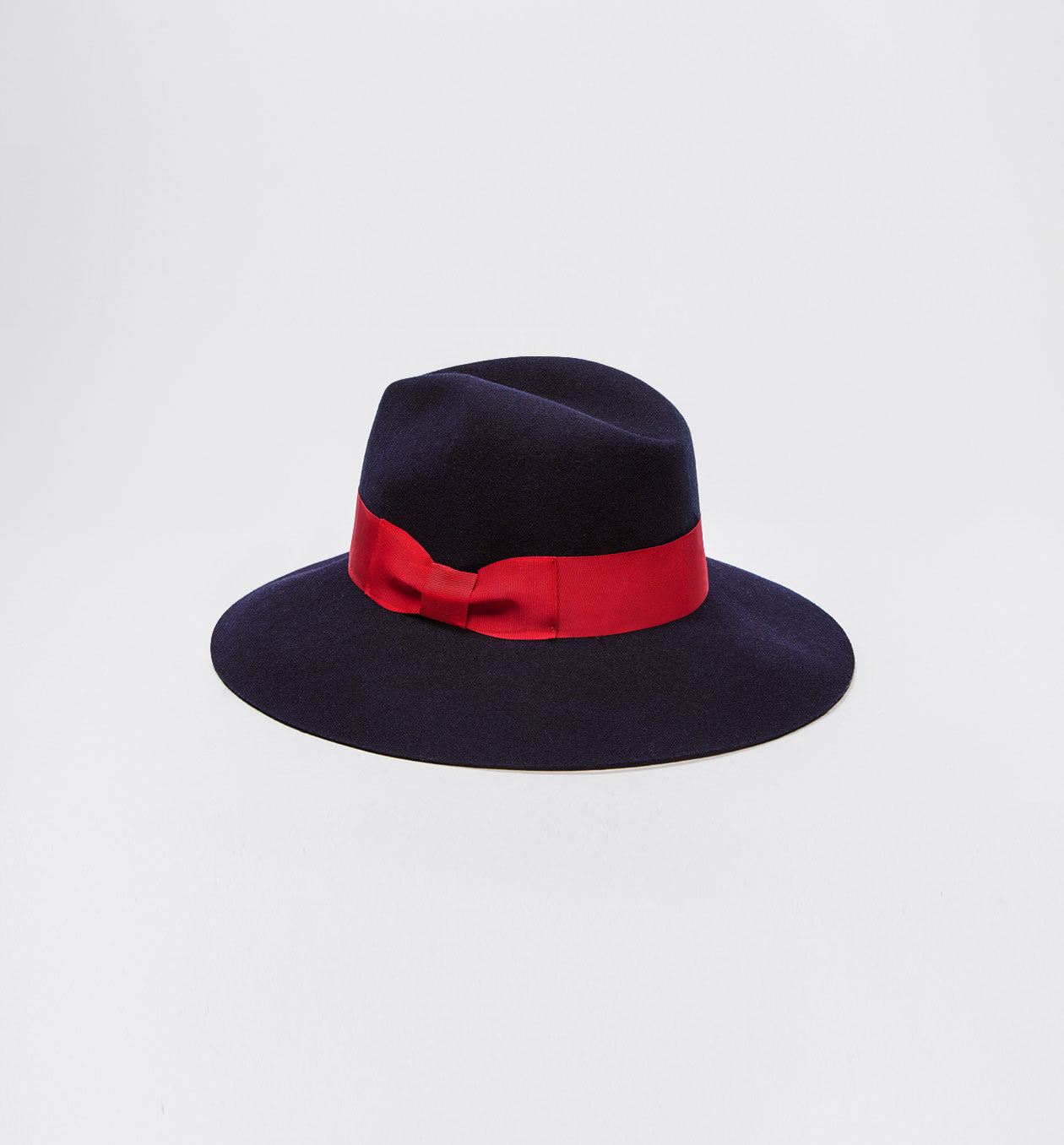 Felt Shade Hat Navy