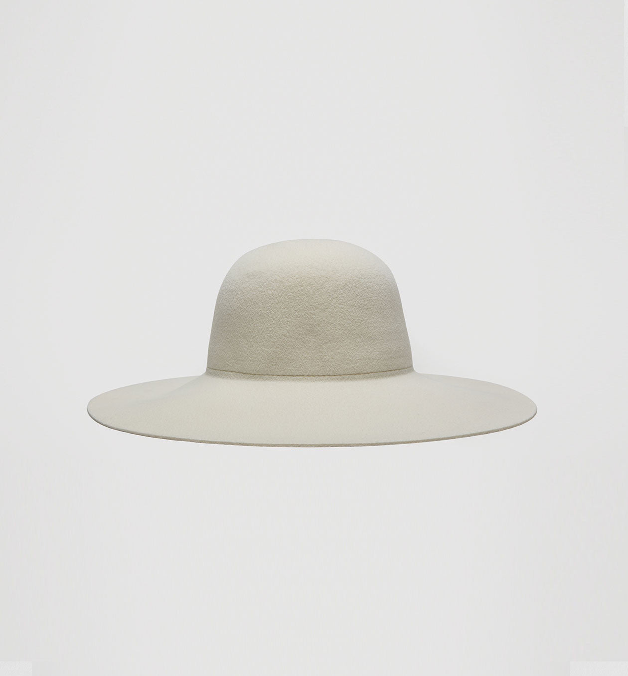 Winter White Hat