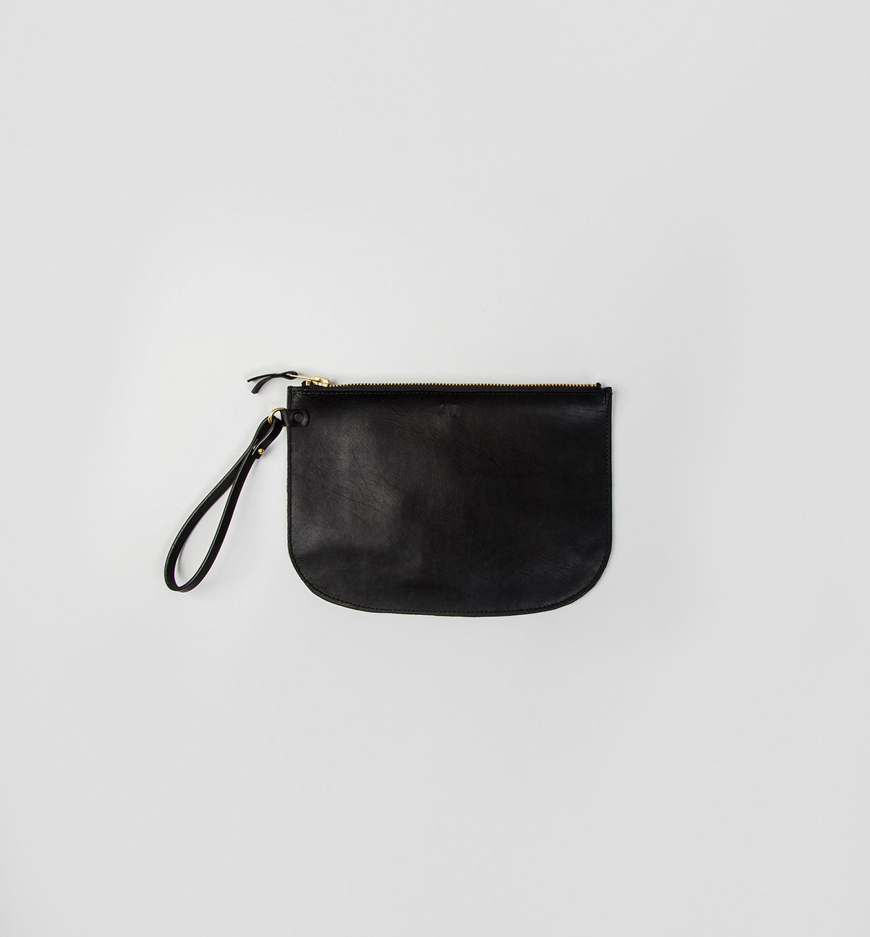 Black Lune Clutch
