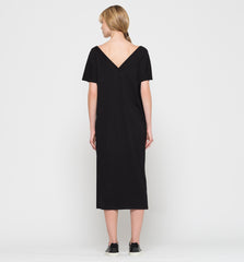 Building Block Reversible Dress Black