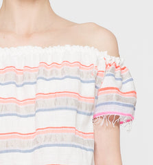 Hayat Off Shoulder Top