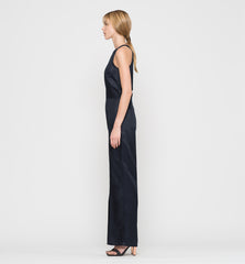 Slit Jumpsuit