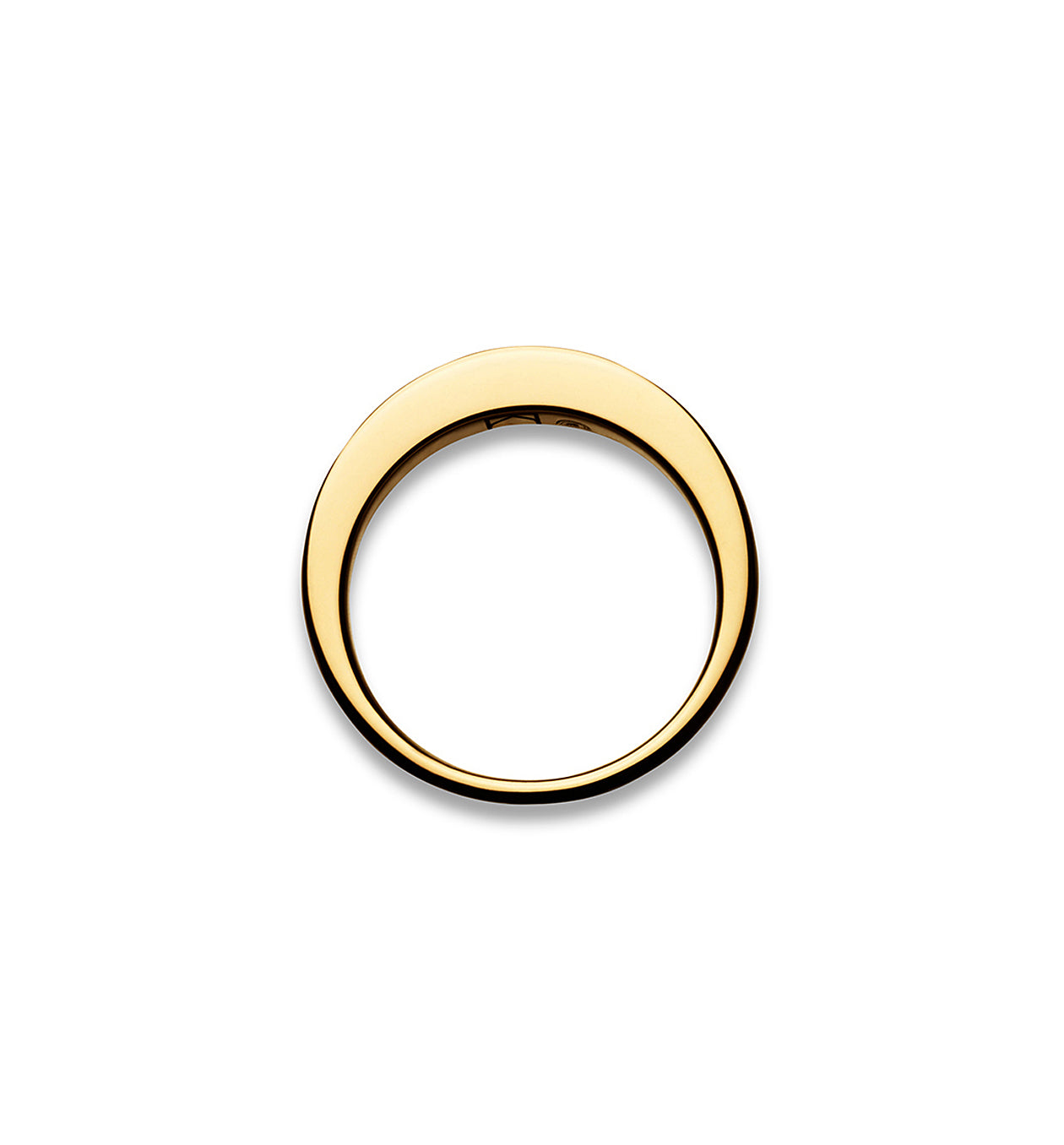Gold Eclipse Ring