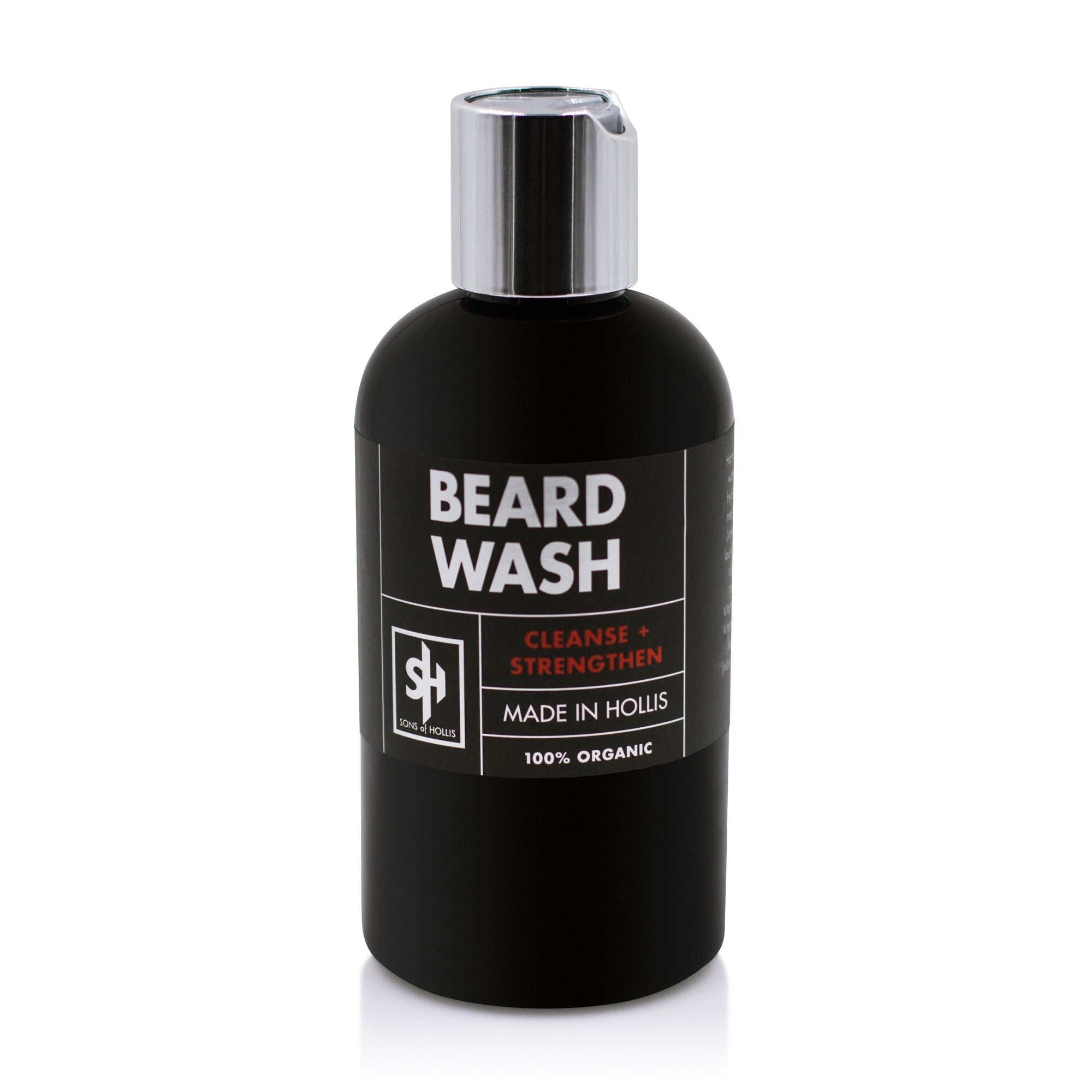 Cleansing Beard Wash