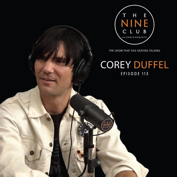 Corey Duffel on The Nine Club