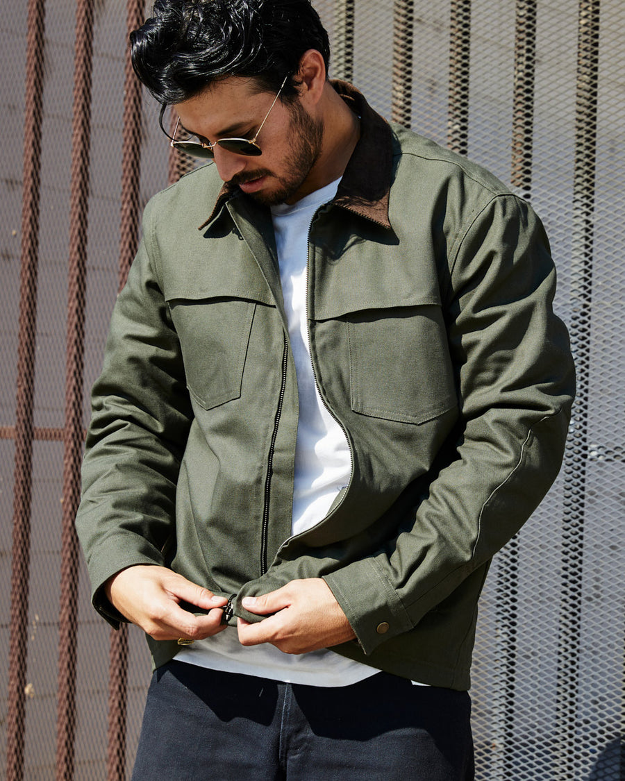 Embarcadero Canvas Jacket