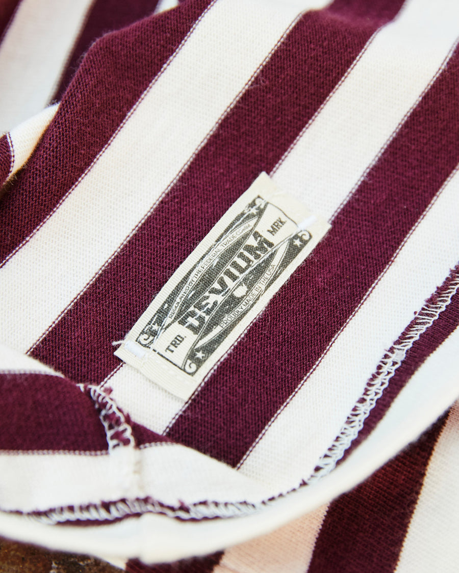 Warhol II Striped Knit Shirt