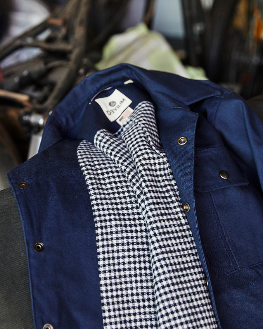 Toiler Flannel Lined Jacket