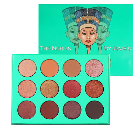 Juvia's Place - The Nubian Palette