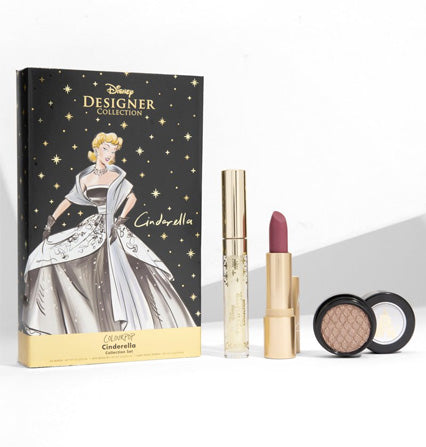 Colourpop - Disney Designer Cinderella Collection
