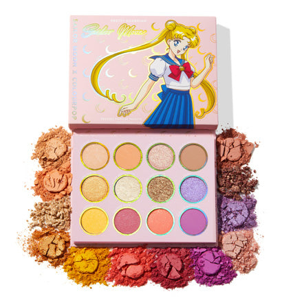 Colourpop Paleta - Sailor Moon
