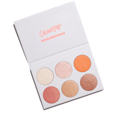 Copy of Colourpop Paleta Iluminadores - Gimme More!
