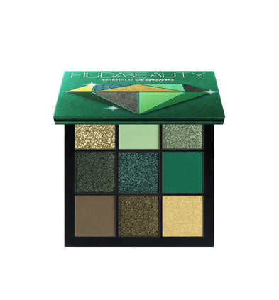 Huda Beauty - Obsessions eyeshadow Emerald