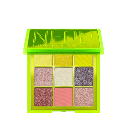 Huda Beauty - Obsessions eyeshadow Neon Green