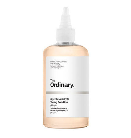 The Ordinary - Glycolic Acid 7% toning solution