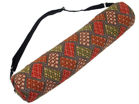 Siam Tribal Yoga Mat Bag - Global Groove (Y)