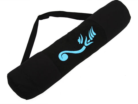 Ganesh Teal Yoga Mat Bag - Global Groove (Y)