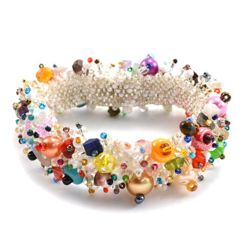 Magnetic Beach Ball Caterpillar - Champagne - Lucias Imports (J)