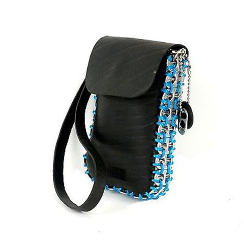 Tire and Poptop Smartphone Bag - Blue - ImagineArte