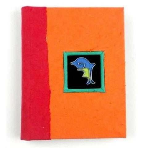 Dolphin String Spiral Journal - Eco Africa
